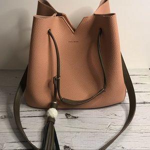 Pixie Mood Jasmine Bag II Tan Crossbody Bucket Bag